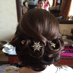 Wedding Hair Up Waterlooville