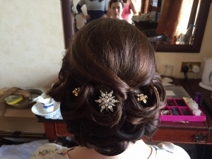 hair for brides Portsmouth