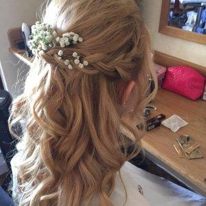 Wedding hair Portsmouth