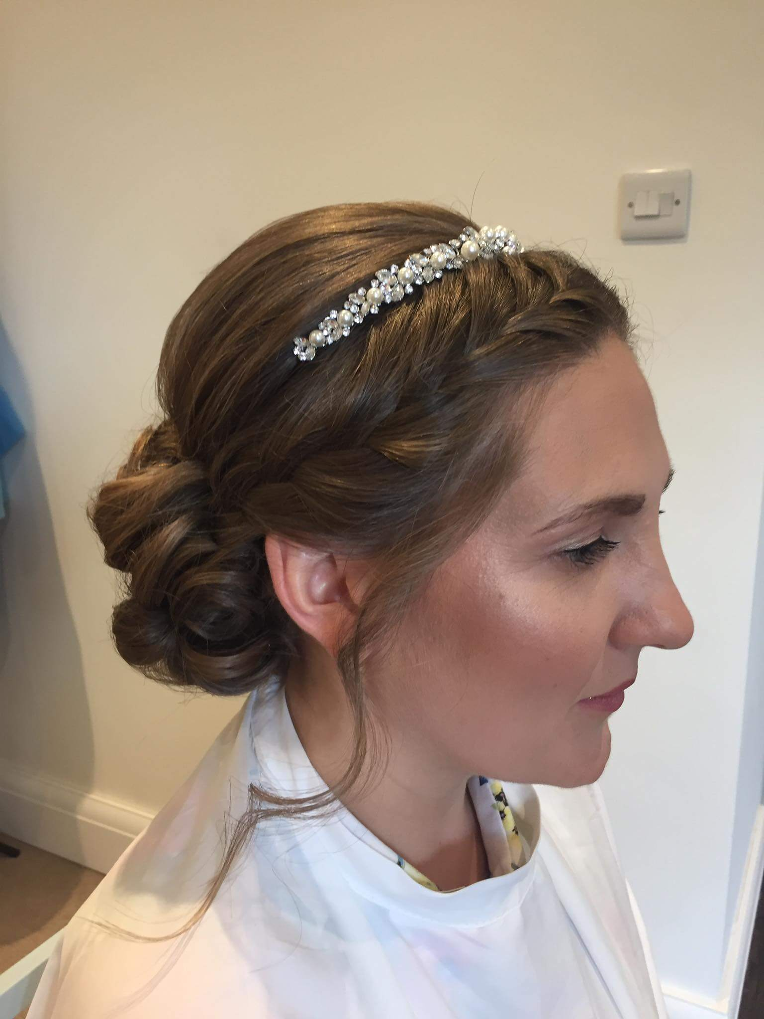 wedding hair portfolio | karen clarke bridal hair